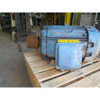 MOTOR - AC - WEG - 125 HP - 1200 RPM - 575 VOLTS
