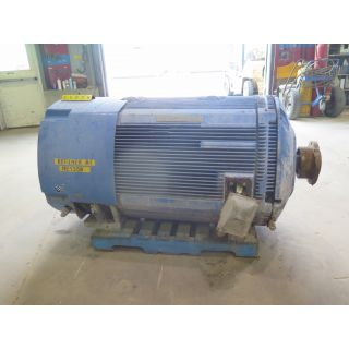 MOTOR - AC - WESTINGHOUSE - 500HP - 700 RPM - 4160 VOLTS