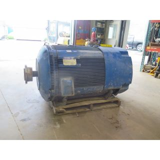 MOTOR - AC - WESTINGHOUSE - 500 HP - 700 RPM - 4160 VOLTS