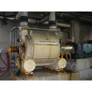 PRE-OWNED VACUUM PUMP - NASH CL 9002 - FOR SALE
