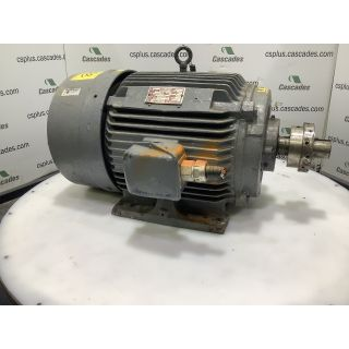 MOTOR - AC - SIEMENS - 40HP - 1800 RPM - 575 VOLTS