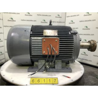 MOTOR - AC - SIEMENS - 150 HP - 1800 RPM - 575 VOLTS
