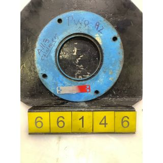 BEARING END PLATE COVER - ALLIS-CHALMERS - PWO-A2