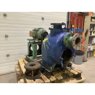 PUMP - GORMAN-RUPP - T4A60-B - 4""
