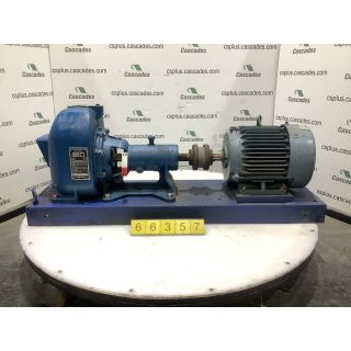 PUMP - GORMAN-RUPP - T4A60-B - 2""