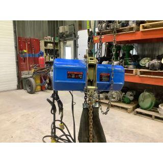 ELECTRIC CHAIN HOIST - HHXG - 2 TON