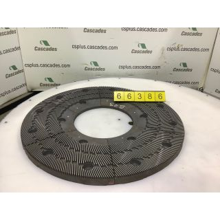 "REFINER PLATES - ANDRITZ - SPROUT - 26"" - 26TA103"