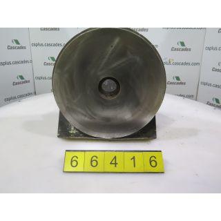 "BACK PLATE - GOULDS - 3196 MT - 13"""