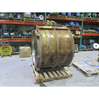 SHELL - VACUUM PUMP - NASH - CL 6002