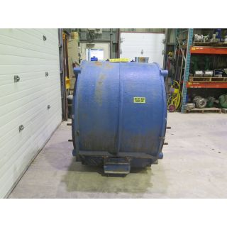 SHELL - VACUUM PUMP - NASH - CL 6002
