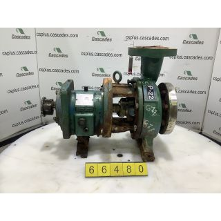 PUMP - GOULDS 3196 MT - 3 X 4 - 8G