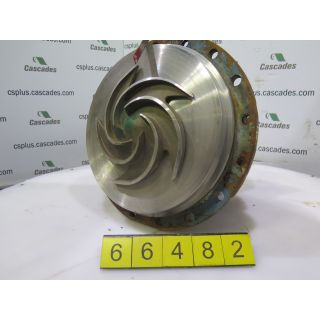 POWER END - GOULDS 3196 MT - 13""