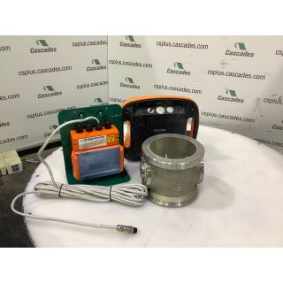 "CONSISTENCY TRANSMITTER MICROWAVE 6"" - METSO - MCA FT-150"