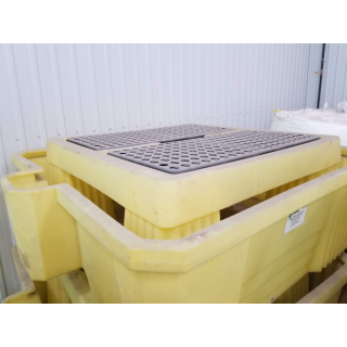 Pre-Owned - Spill Containment Pallets - ENPAC - IBC 2000i  - For Sale