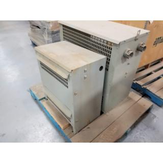 Pre-Owned Transformer - E.V.I. - 30 KVA - 600 @ 208Y/120 V - 3 phase - For Sale