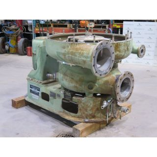 Pre-Owned - PRESSURE SCREEN - INGERSOLL RAND - DIRD - MODEL 10 - For Sale