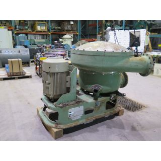 Pre-Owned - PRESSURE SCREEN - INGERSOLL RAND - MODEL 10 - For Sale