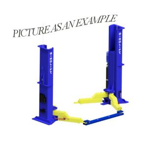 USED Hydraulic car and truck Lift - GiroLift - HT 25000
