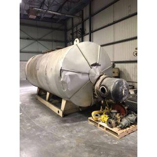 Volcano - Steam Generator - Model: GV-50 - Capacity: 50 000 LB/H