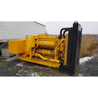 Pre-Owned - 775 KVA Generator - D348 CATERPILLAR SET - Model: SR4 - FOR SALE