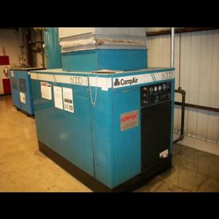 AIR COMPRESSOR - COMPAIR 6075 - 75 HP