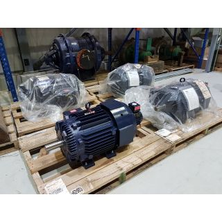 MOTOR - AC - MARATHON - 50 HP - 1800 RPM - 230/460 VOLTS