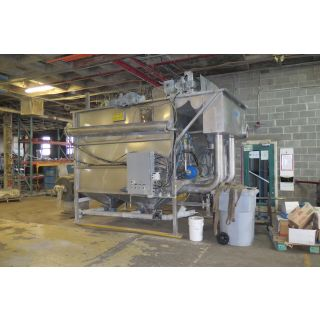 USED Water Clarifier - Poseïdon PPM-40 - FOR SALE