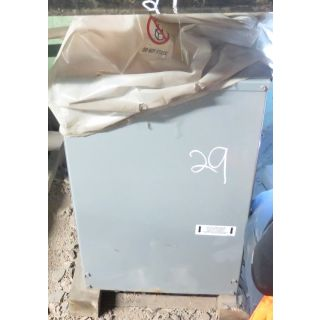 Pre-Owned - TRANSFORMER - SQUARE D - 34 KVA - FOR SALE
