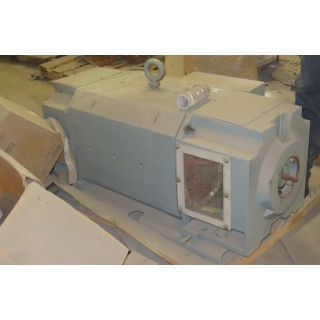 USED MOTOR - DC - RELIANCE ELECTRIC - 200 HP - 1150-1380 RPM - 500 / 240 VOLTS - FOR SALE