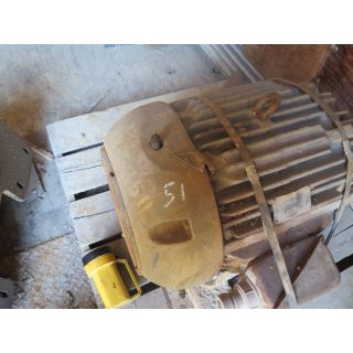 USED AC MOTOR FOR SALE - SIEMENS - 75 HP - 1800 RPM - 575 VOLTS