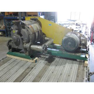 USED - VACUUM PUMP - NASH CL2001 - FOR SALE