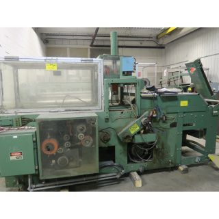 USED - SINGLE ROLL WRAPPER - VTP - FOR SALE