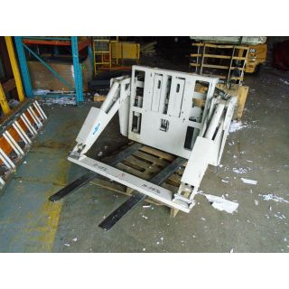 Pre-Owned - BROKE PAPER CLAMPS - CASCADE - MODEL: RU55C - FOR SALE