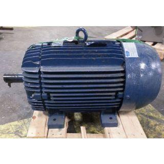 MOTOR - AC - WEG - 30 HP - 1200 RPM - 575 VOLTS