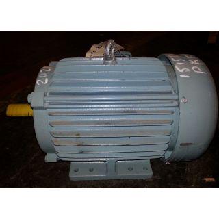 MOTOR - AC - TECO WESTINGHOUSE - 10 HP - 1800 RPM - 575 V - TEFC - CONSTANT TORQUE - INVERTER DUTY