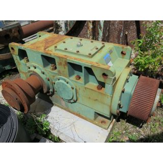GEARBOX - SUMITOMO PARAMAX 7 - 300 HP - RATIO: 6.985 to 1