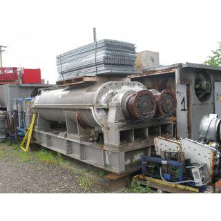 USED - DISPERGER - SHINAMA - MODEL: CCE-8-1200