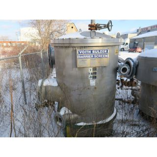 Pre-Owned - PRESSURE SCREEN - VOITH BARRIER SCREEN 900-STB - FOR SALE