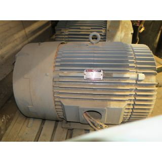 MOTOR - AC - AJAX - 150 HP - 3600 RPM - 460 VOLTS