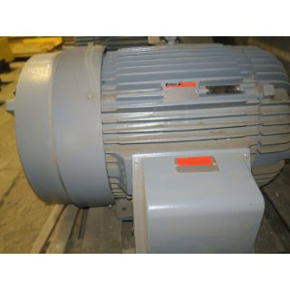 MOTOR - AC - RELIANCE - DUTY MASTER - 125 HP - 1200 RPM - 460 VOLTS