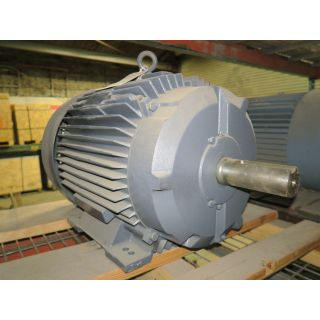 STORE SURPLUS - MOTOR - AC - BALDOR RELIANCE - 40 HP - 900 RPM - 230/460 VOLTS - FOR SALE