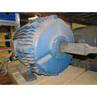 REFURBISHED - MOTOR - AC - WESTINGHOUSE - 60 HP - 1800 RPM - 208-220440 VOLTS - FOR SALE