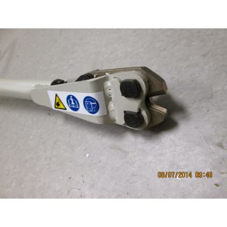 "Pneumatic bolt cutters 38"" - Proyecsa - RAPIDCUT – 6L - REF: C80L-AP"