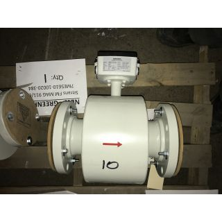 """FLOWMETER - SIEMENS - 4"""" - SITRANS F M MAG 911/E"""