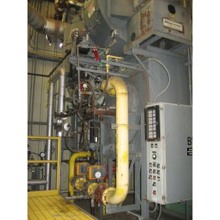 WATER TUBE BOILER - NEBRASKA BOILER NS-E-66