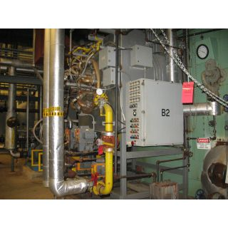 WATER TUBE BOILER - NEBRASKA BOILER NS-F-72
