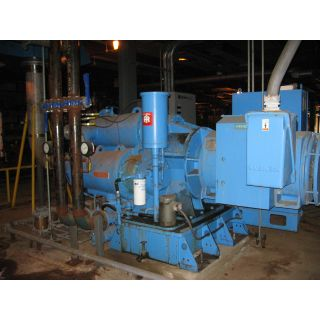 Air handling - Paper mills equipment