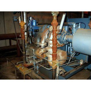 AIR COMPRESSOR - INGERSOLL RAND - OCV8M2 200 HP - 125 PSI