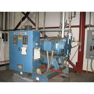 AIR COMPRESSOR - INGERSOLL RAND - OCV6M2 175 HP - 125 PSI