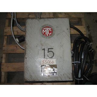 TRANFORMER - MARCUS - 15 KVA - 600 to 480Y/277
